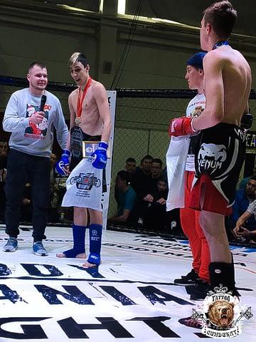 турнир единоборств в Красноярске 4