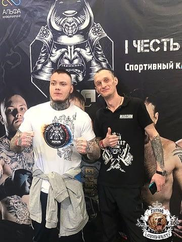 турнир единоборств в Красноярске 1